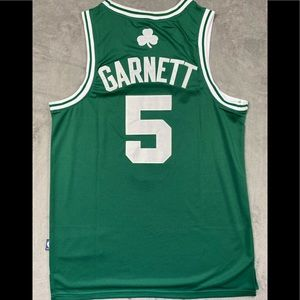 Kevin Garnett #5 Boston Celtics Jersey